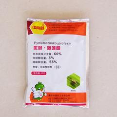 60%吡呀噻嗪酮(限常熟地区) 40克