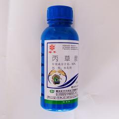 50%丙草胺(限常熟地区) 零售价 200ML